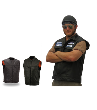 Sons of Anarchy Synthetic Vest