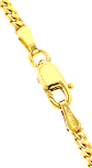 Children's, Teens' and Mothers' Chains:  Gold Plated 45cm Chains (Nickel Free)