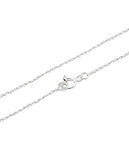 "Baby and Children's Chains:  Sterling Silver Fine Chains 13"" in length"