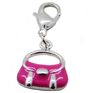 Mothers' Charms:  Sterling Silver Handbag Charms