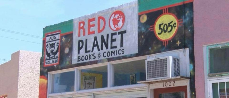 Red Planet continues THANK YOU SPECIALS for December!