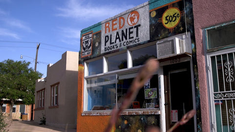Red Planet Storefront