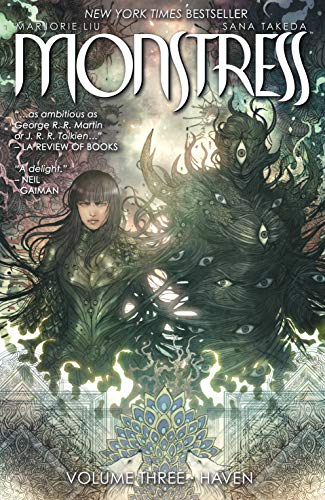 Monstress Vol. 3: Haven