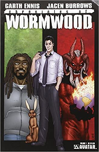 Garth Ennis' Chronicles Of Wormwood Paperback