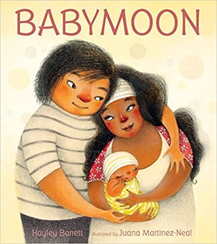 Baby Moon - Hardcover