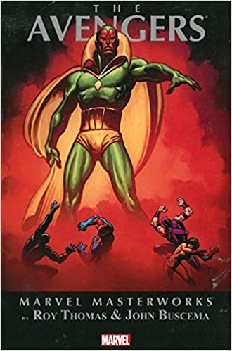 Products Marvel Masterworks: The Avengers Volume 6