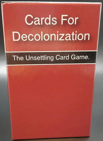 Cards for Decolonization