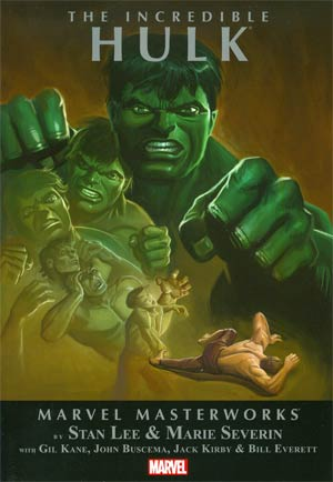 Marvel Masterworks Incredible Hulk Vol 3