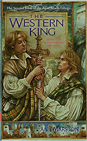 The Western King (Rune Blade Trilogy)