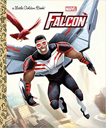 Marvel's The Falcon Little Golden Book