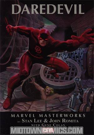 Marvel Masterworks Daredevil Vol 2