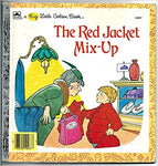 The Red Jacket Mix-Up (A Big Little Golden Book)