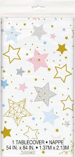 TABLE COVER TWINKLE LITTLE STAR