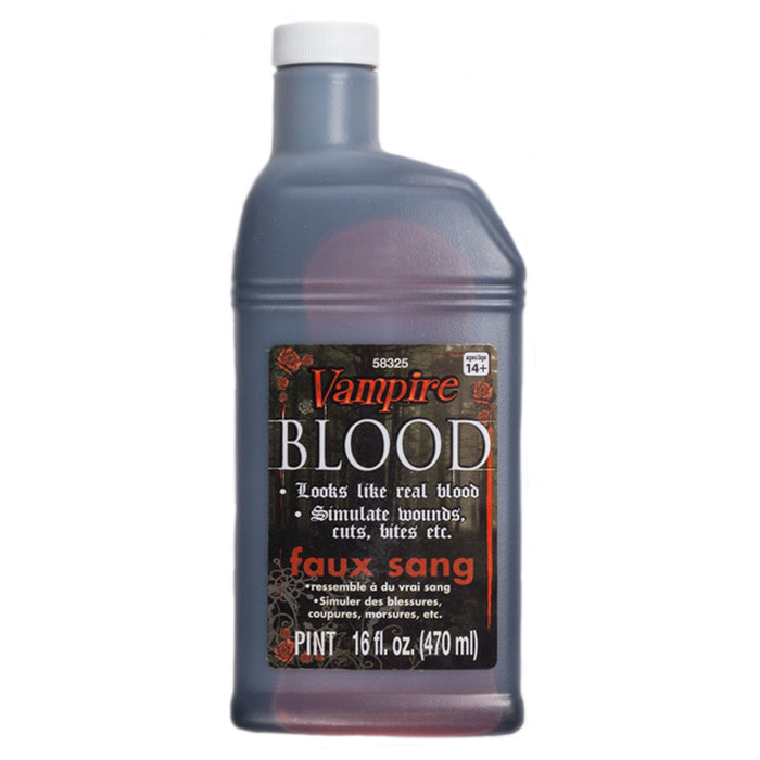 VAMPIRE PINT OF FAKE BLOOD