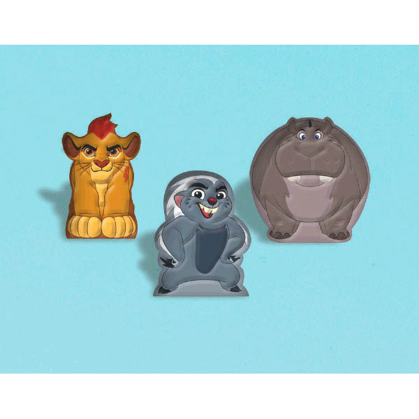 THE LION GUARD FINGER PUPPETS 12CT