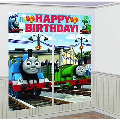 THOMAS AND FRIENDS SCENE SETTER DECORATING KIT