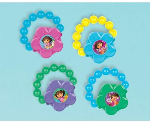 DORA  THE EXPLORER LIPGLOSS BRACELETS