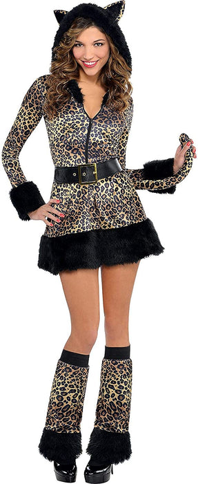 PRETTY KITTY ADULT COSTUME