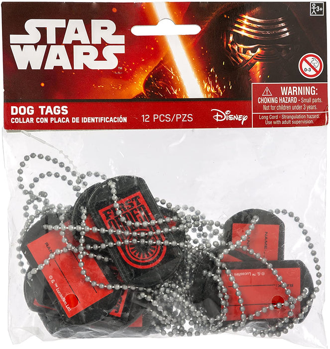 STAR WARS DOG TAGS