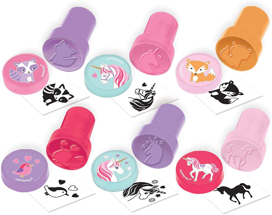 MAGICAL UNICORN STAMPERS 6PCS