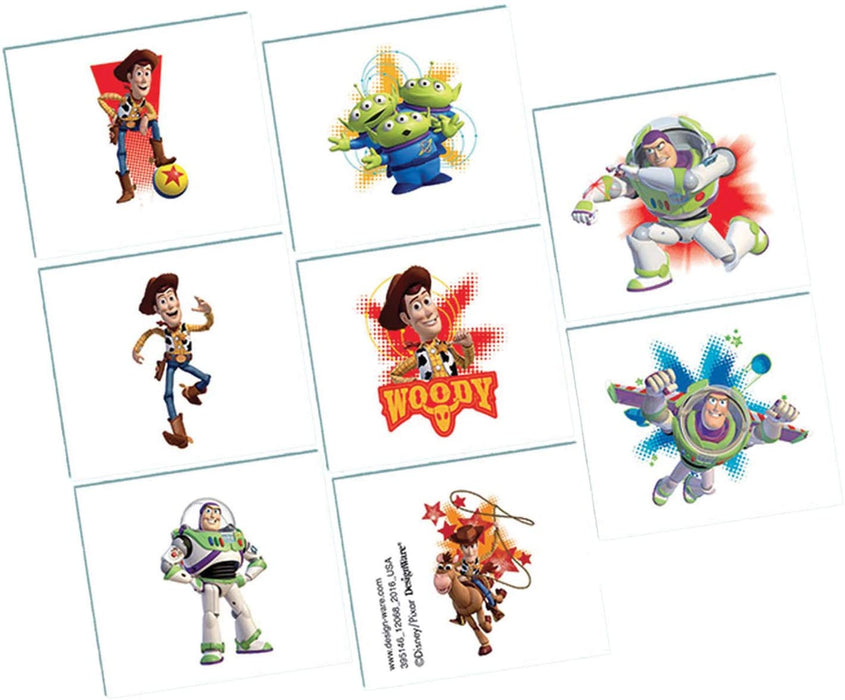 TOY STORY TATTOOS