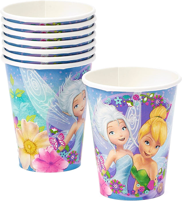 9OZ TINKERBELL CUPS 8CT