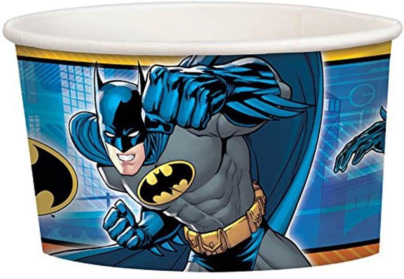 8CT BATMAN TREAT CUPS