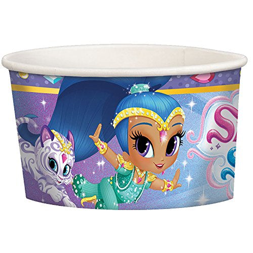 SHIMMER AND SHINE TREAT CUPS 8CT