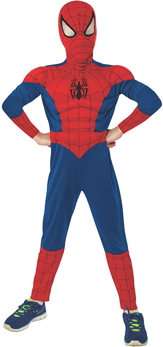 ULTIMATE SPIDER-MAN CHILD COSTUME