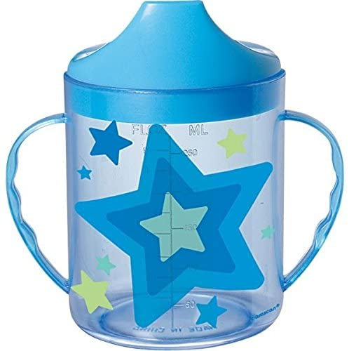 BLUE SIPPY CUP
