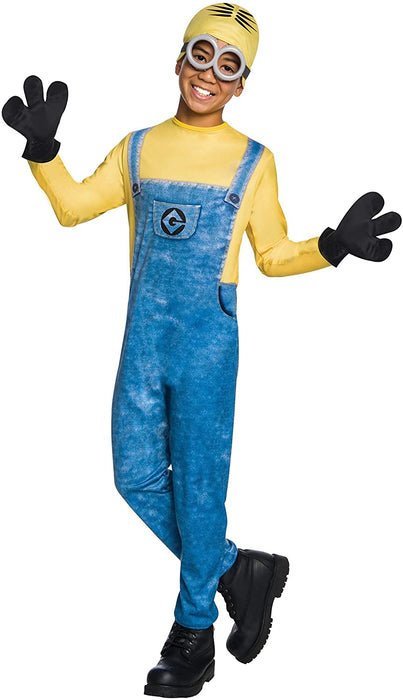 "DESPICABLE ME3 MINIONS ""DAVE"" CHILD COSTUME"