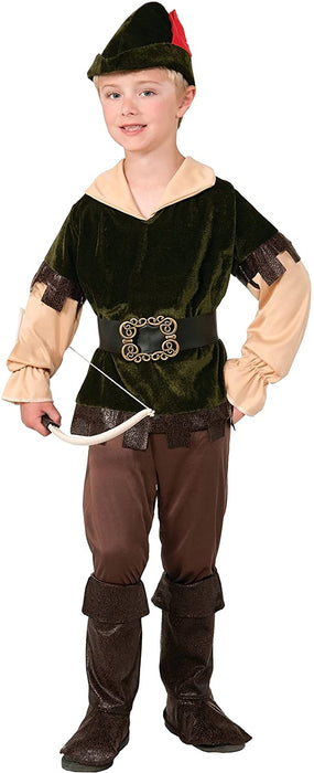 ARCHER WOODSMAN CHILD COSTUME