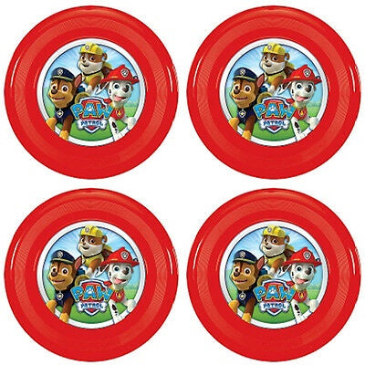 SINGLE PAW PATROL PLASTIC FLYING DISC