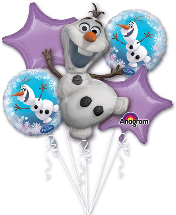 FROZEN BALLOON BOUQUET