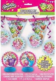 SHOPKINS DECORATING KIT 7CT