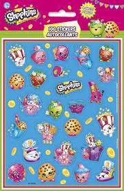 SHOPKINS STICKERS 100CT