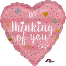 "17"" THINKING OF YOU FOIL BALLOON"