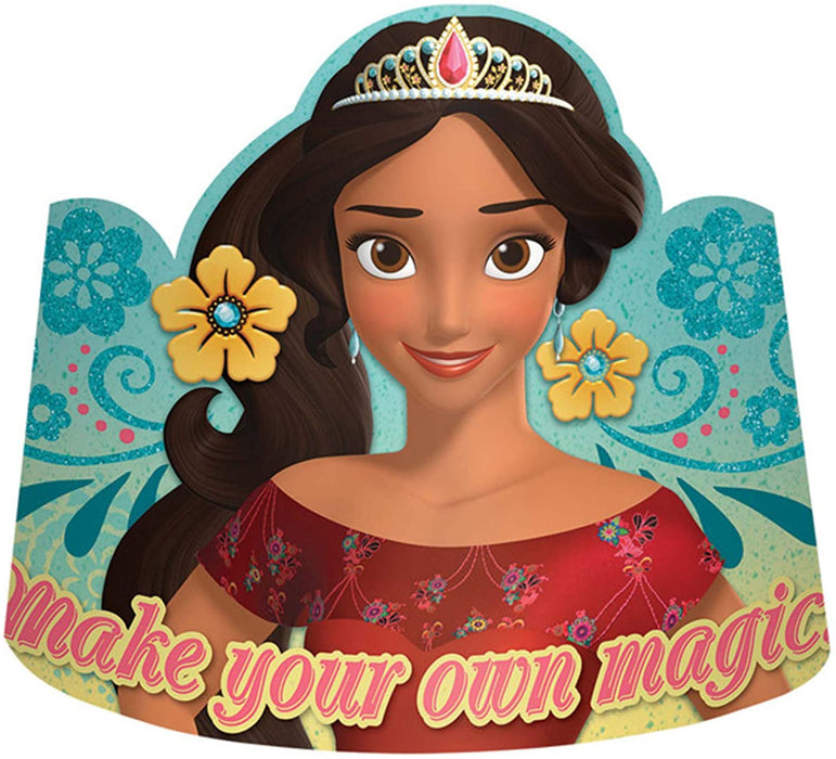 ELENA OF AVALOR PAPER TIARAS