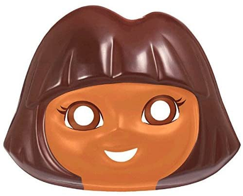 DORA THE EXPLORER  VAC FORM MASK
