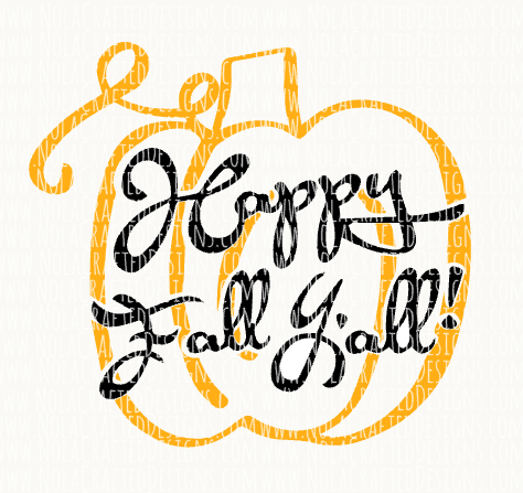 Download Happy Fall Y'all – Svg File Crafter Files