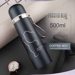 Bear Bullet thermos stainless steel vacuum flask