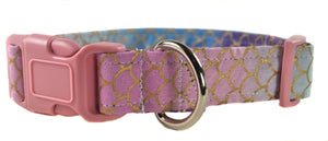 Mermaid Dog Collar - Collars by Design