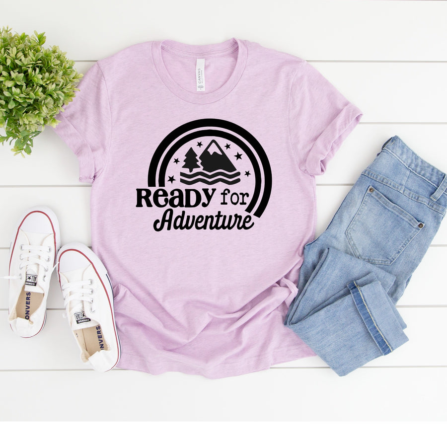 Ready for Adventure T-Shirt