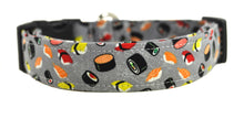 Load image into Gallery viewer, Sushi Rolls Dog Collar - Collars by Design