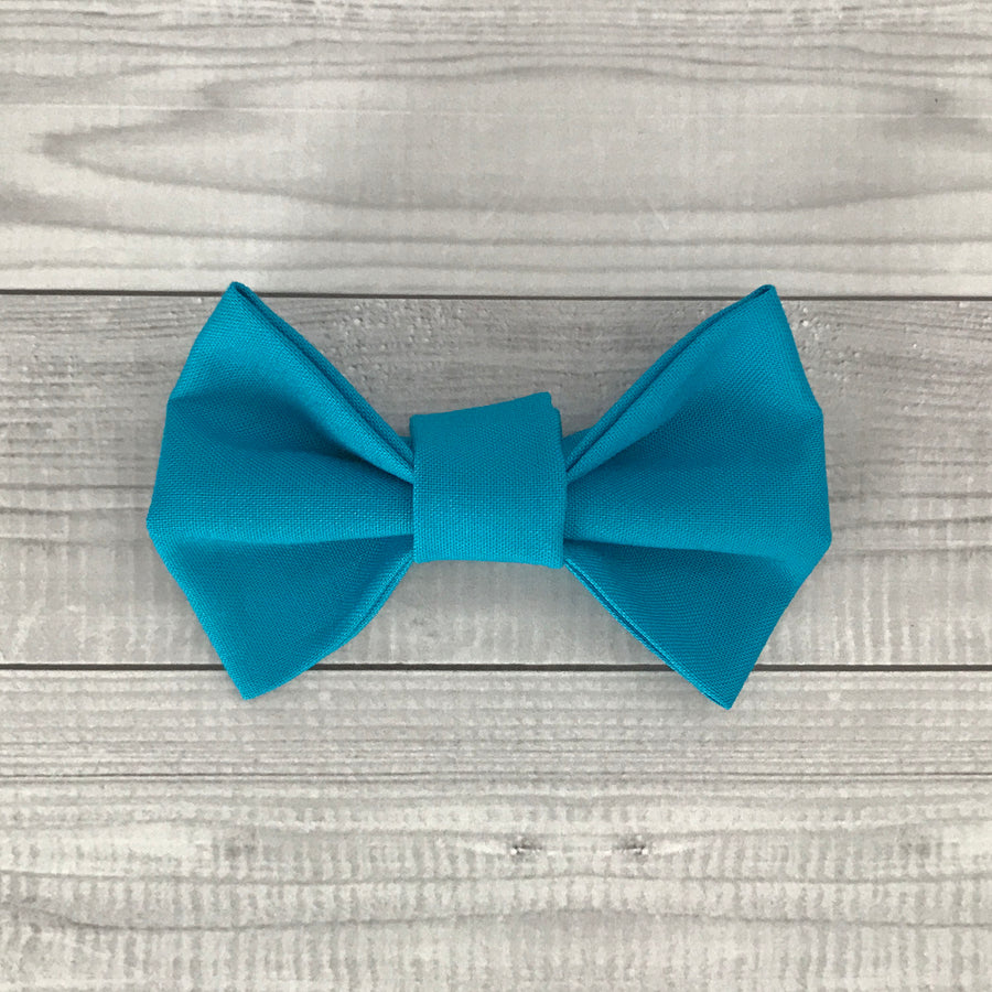 Azure Dog Bow