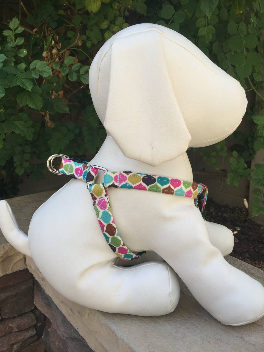 Step-In Harness - Your Choice of Fabric and Size - Collars by Design