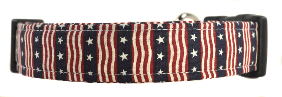 Americana Dog Collar - Collars by Design
