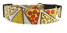 Load image into Gallery viewer, Pizza Party Dog Collar - Collars by Design