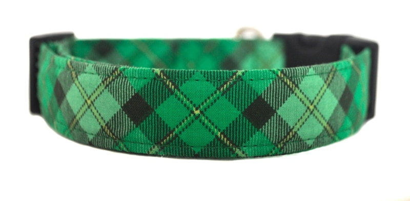 Emerald Dog Collar - Collars by Design