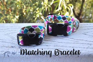 Add a Matching Friendship Bracelet to Your Collar Order - Collars by Design